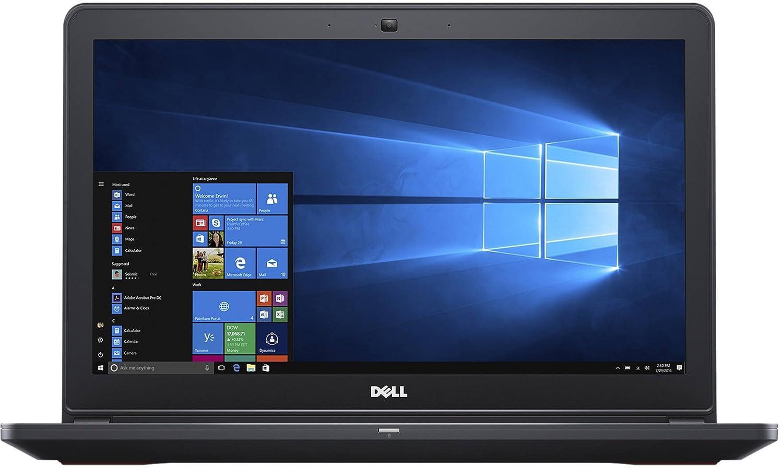 Dell Inspiron 15 5000 5577 Gaming Laptop – 15.6 Anti-Glare FHD 1920×1080 , Intel Quad-Core i5-7300HQ, 1TB SSD, 16GB DDR4, NVIDIA GTX 1050 4GB, Red Backlit Keys, Windows 10