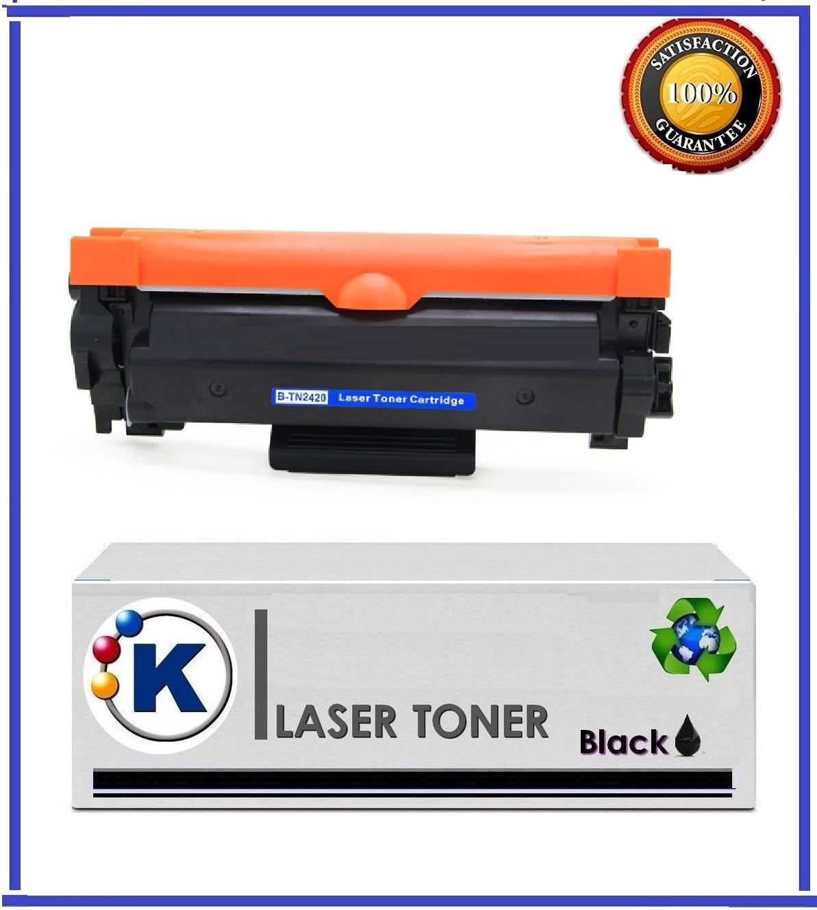 Brother mfcl2710dw toner compatible TN2420 alta capacidad 3000 ...