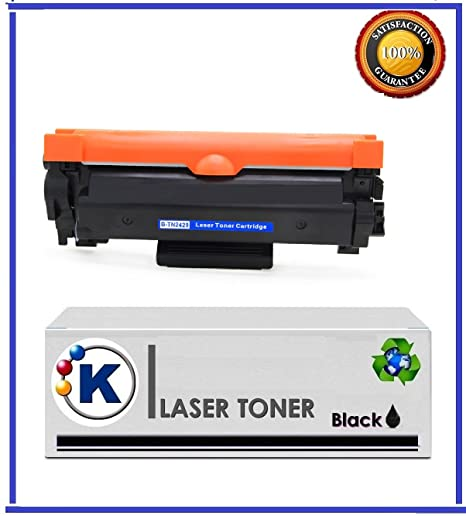 Brother mfcl2710dw toner compatible TN2420 alta capacidad 3000 ...