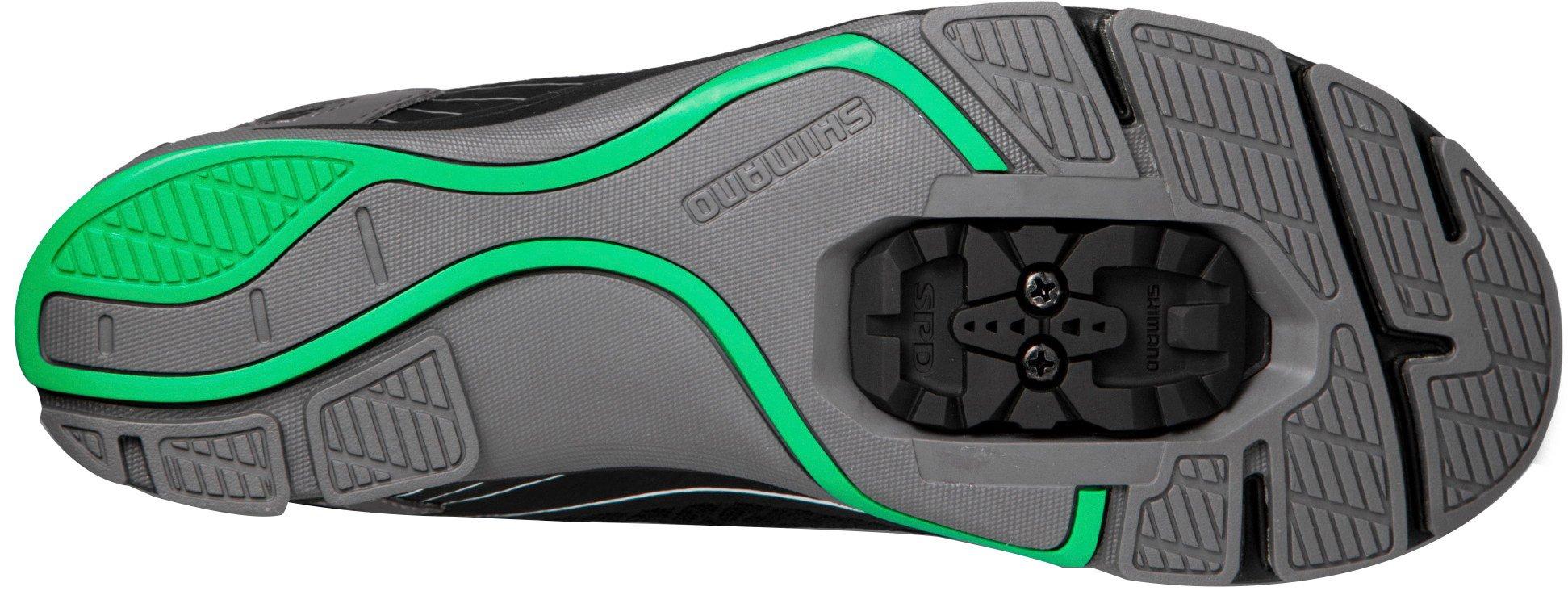 SHIMANO Mens CT500 Casual Cycling Shoe