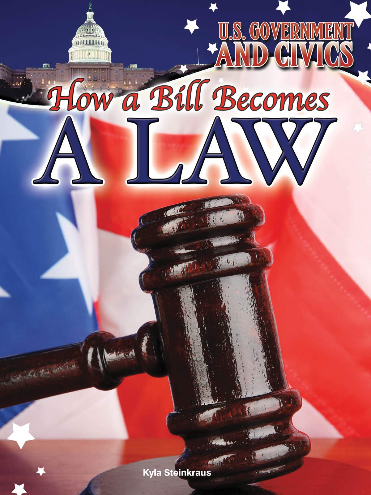 How a Bill Becomes a Law (U.S. Government and Civics) PDF