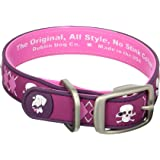 Dublin Dog Co All Style No Stink Pirate Punch Dog Collar