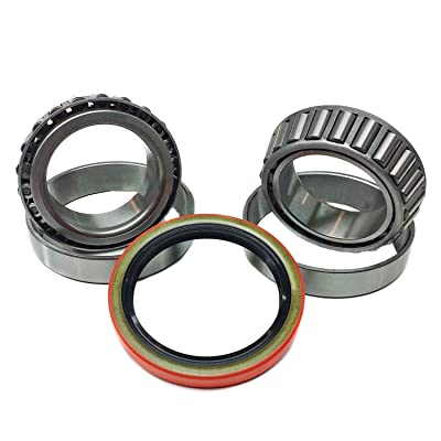 Mover Parts Axle Bearing and Seal Kit for Bobcat Skid Steer 645 653 700 720 721 730 731 732 741 742 743 751 753 763 773 7753 873 963 S130 S150 S160 S175 S185 S205 S510 S530 S550 S570 S590: Automotive