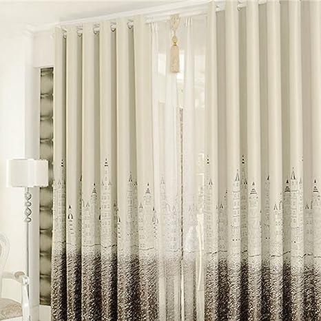 Zpet Grommet Window treatments tenda termica isolante oscurante ...