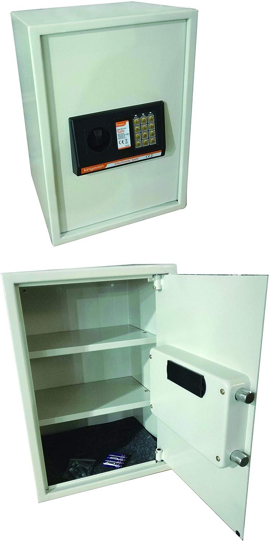 Kingavon SAFE28 - Gran Caja De Seguridad Electrónica: Amazon.es ...