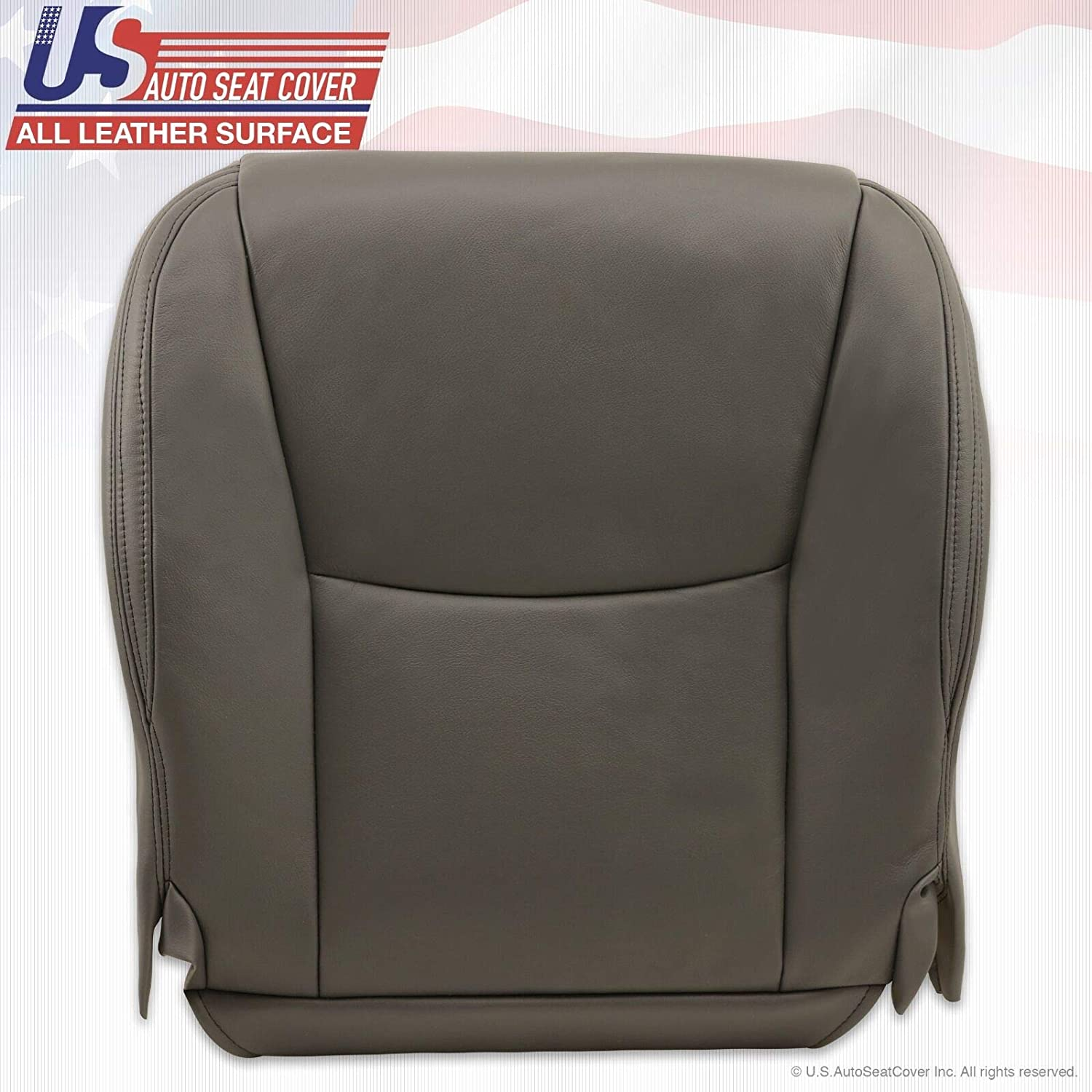 Fit 2003 to 2009 Lexus GX470 Upholstery Replacement Driver Side Lower Cover Gray