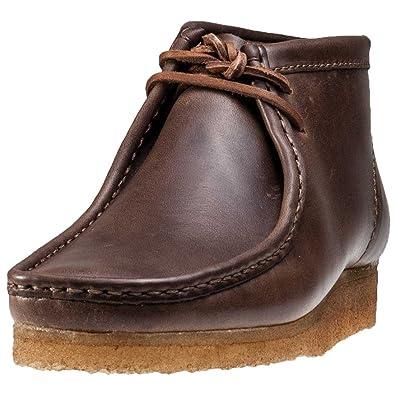 13c1b82fd Clarks Originals Wallabee Boot Horween Edition Mens Wallabee  Amazon.co.uk   Shoes   Bags