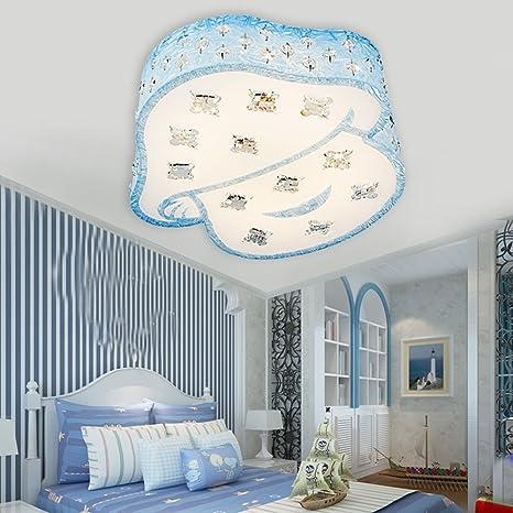 Europea techo estilo lámparas creativos lámparas para niños ...