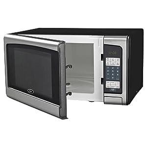 1.1 Cu. Ft. 1000 Watt Digital Microwave Oven - Stainless Steel OGJ41101