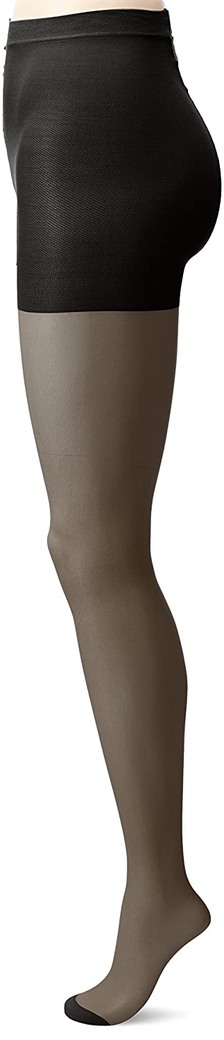 Berkshire Women's Plus-Size Queen All Day Sheer Control Top Pantyhose with Toe Berkshire Women' s Hosiery 4414