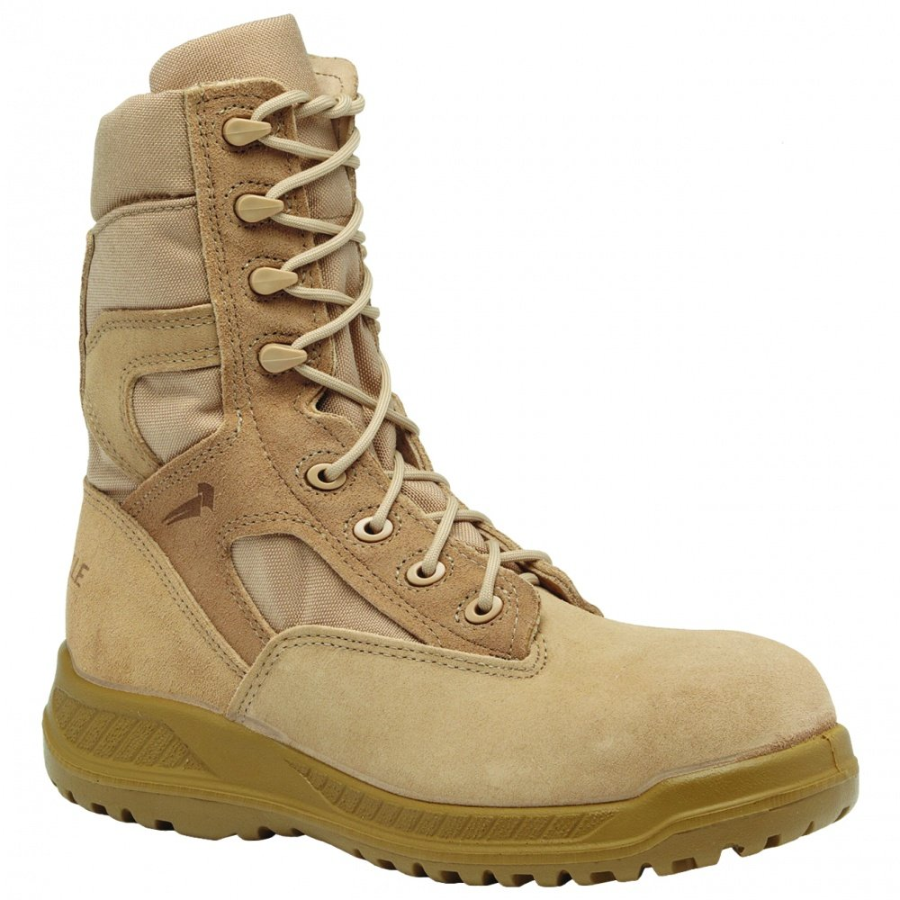 Belleville 310ST Mens 8-in ST EH Tactical Boot Tan 3 W US