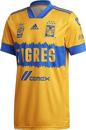adidas Tigres Temporada 2020/21 Camiseta Primera equipación ...