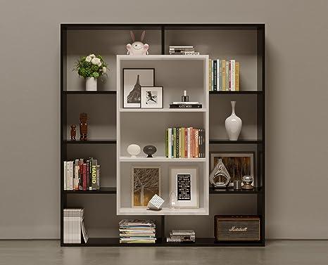 Libreria Per Ufficio : Homidea corgin libreria scaffale per libri scaffale per