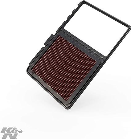 K/&N Filters 33-2329 Car Replacement Air Filter