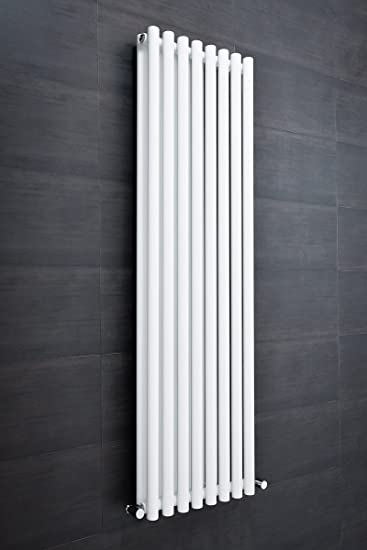 Moderner Designer Heizkörper Heizung Rohr Stil 1600x415 Weiß ...