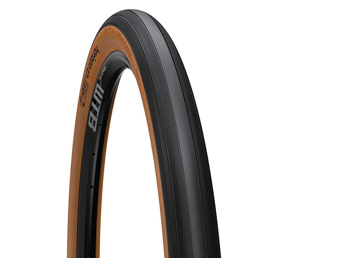 WTB W010-0640 Horizon 650 x 47c Road TCS Tire, 27.5 by WTB