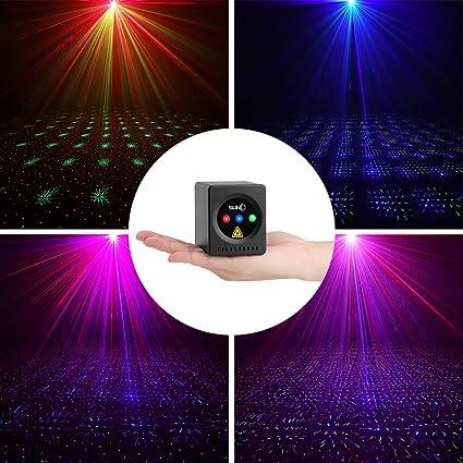 Amazon.com: Suny Mini luces láser inalámbricas portátiles ...