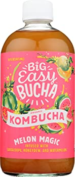 Big Easy Melon Magic Kombucha