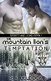 The Mountain Lion's Temptation: M/M Paranormal Shifter Erotic Romance (Secrets and Lions Book 1)