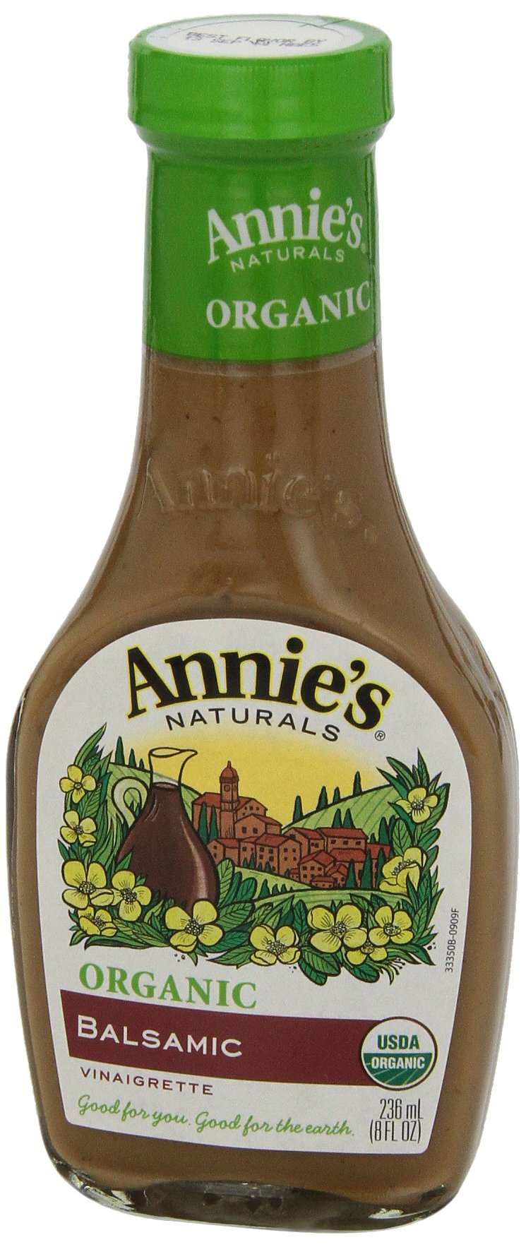 Annie's Organic Gluten Free Balsamic Vinaigrette Dressing 8 fl oz Bottle by Annie's Homegrown (Image #5)