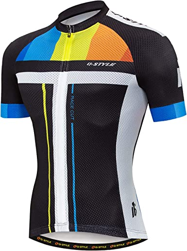 yuwell Jersey de Ciclismo Jesrey Jersey de Ciclismo Camisa de ...