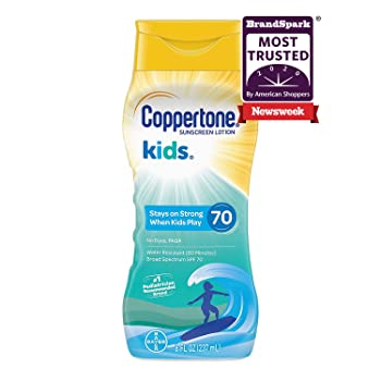 Coppertone KIDS SPF 70 Sunscreen