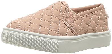 2cb59b4f7f3 Steve Madden Girls  TECNTRCQ Sneaker Blush 9 M US Toddler