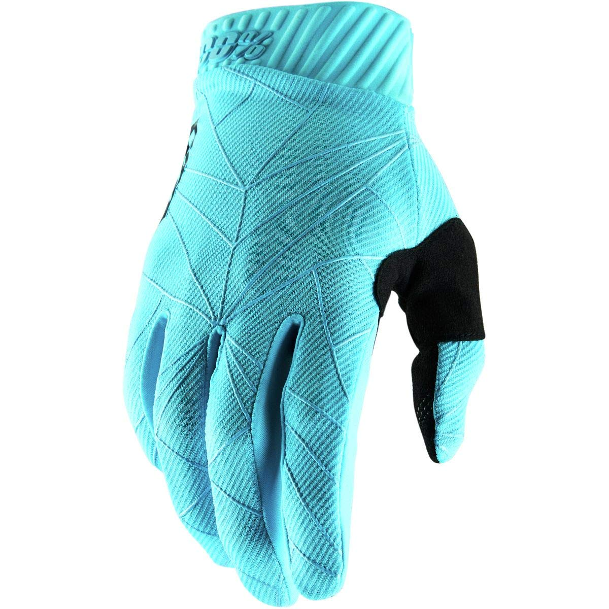 Blue//Black//Small HP-10014-215-10 100/% Ridefit Mens Off-Road Motorcycle Gloves