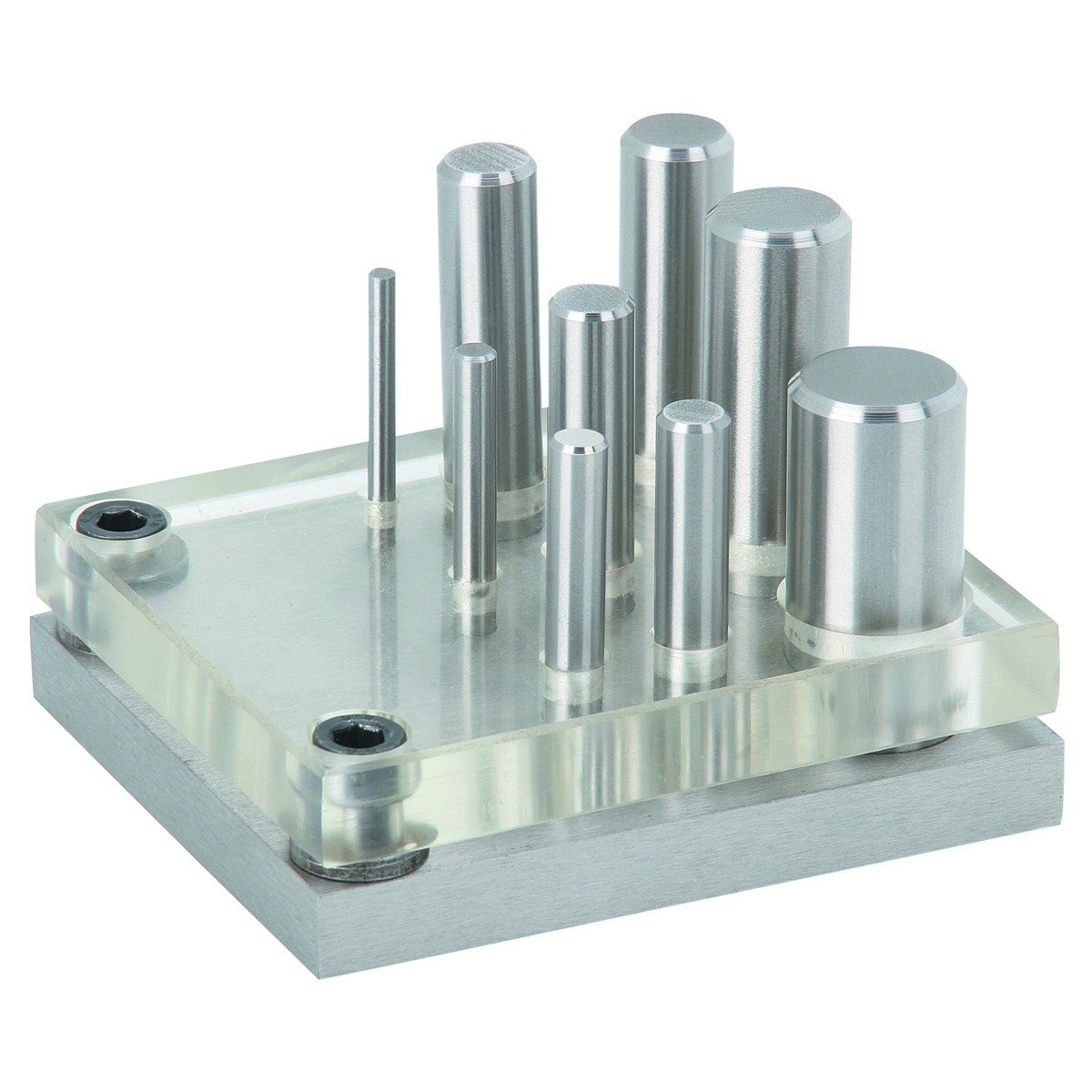 9 Piece Punch and Die Set by Central Purchasing, LLC