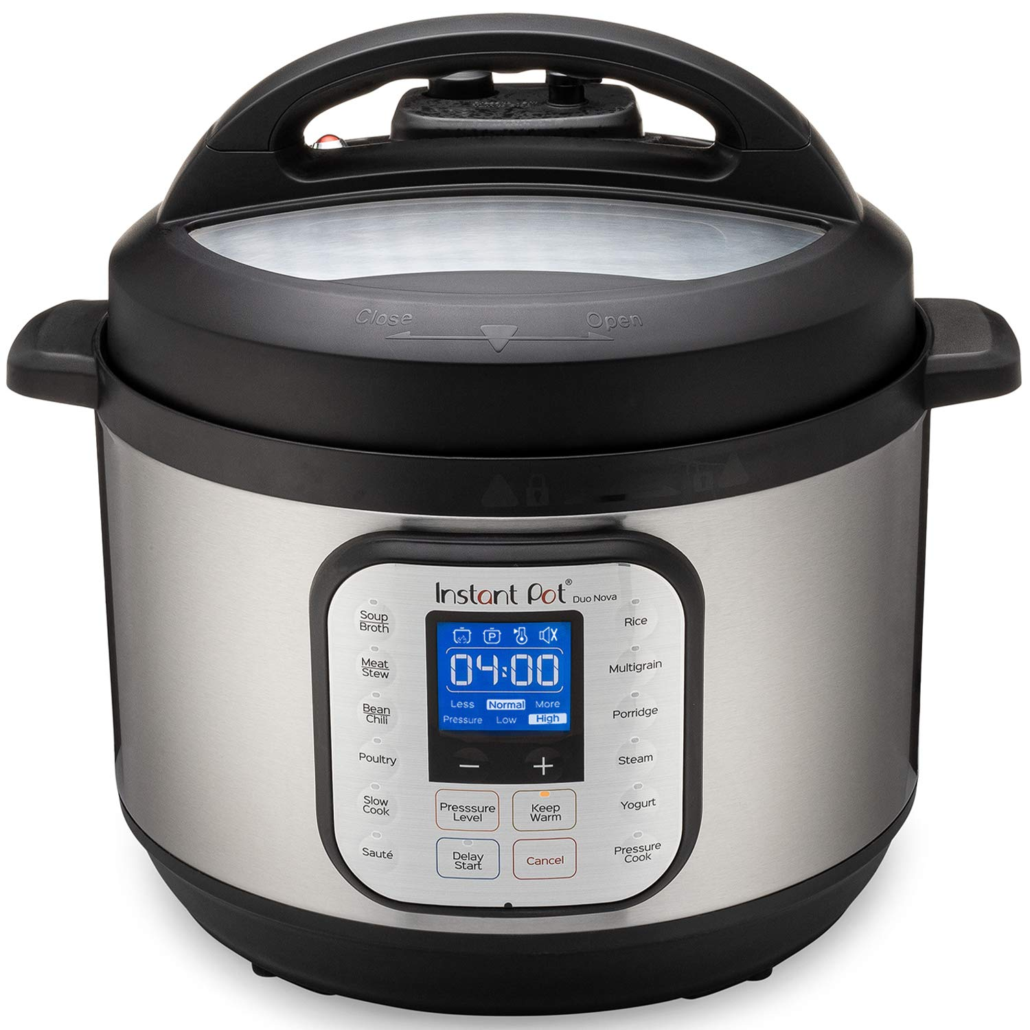 Deals on Instant Pot Duo Nova Pressure Cooker 7 in 1 10 Qt
