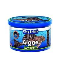 King British Algae Wafer, 100g