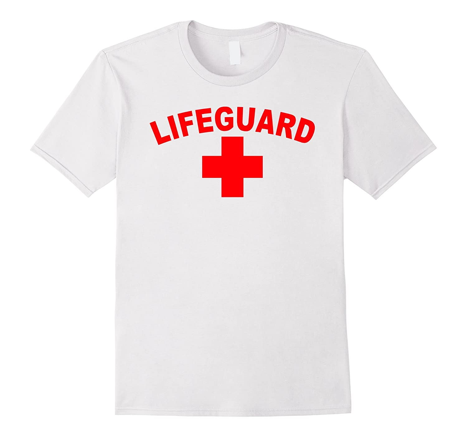 Certified Official Lifeguard Shirt-FL