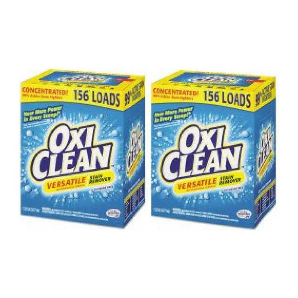 Oxiclean Versatile Stain Remover, 115.52 Ounces - 2 count