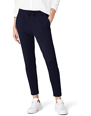 8f705fa169 ONLY Damen Onlpoptrash Easy Colour Pant PNT Noos Hose