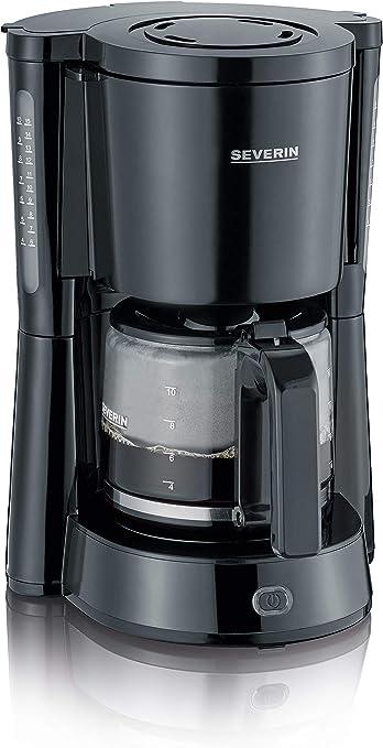 SEVERIN KA 4815 Type Cafetera para filtros de café molido, 1.000 W ...