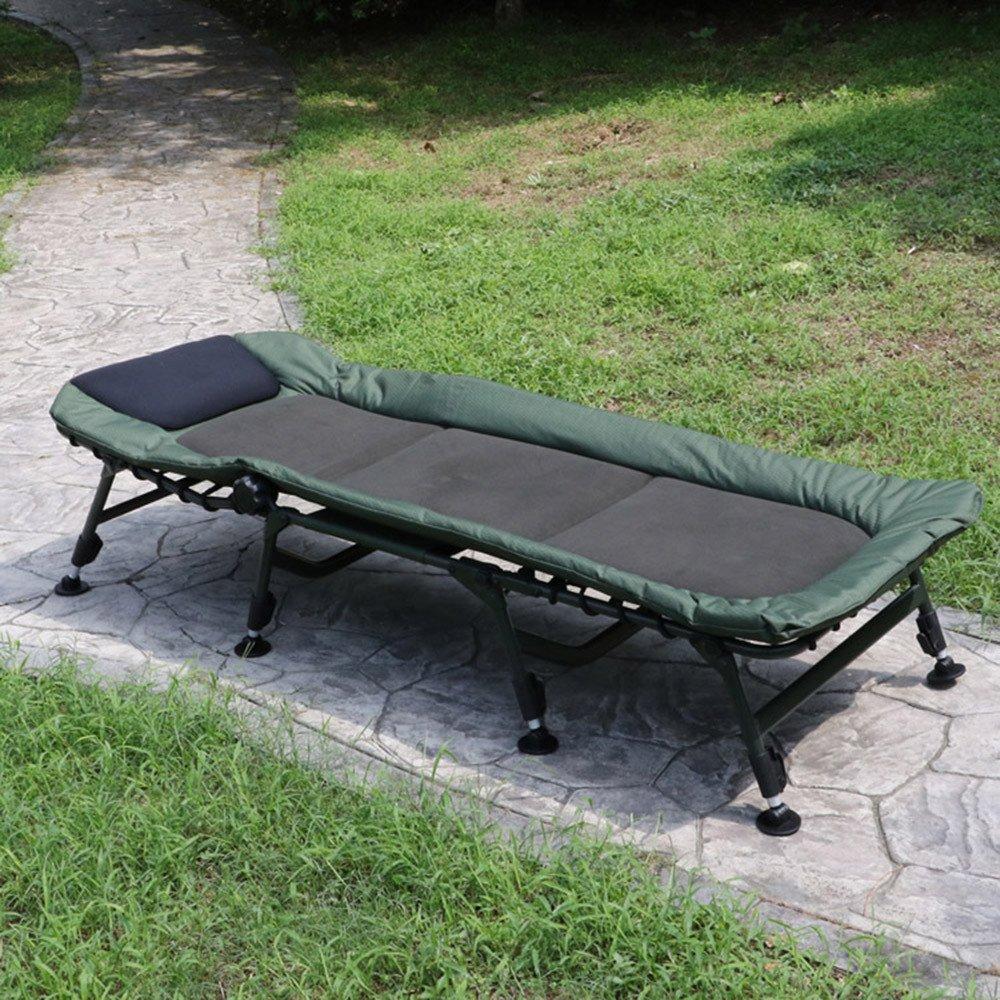 Zheng A折りたたみベッドAシングルベッドベッドのOfficeベッドA Napベッド、ランチAキャンバスベッド B074FX87WQ