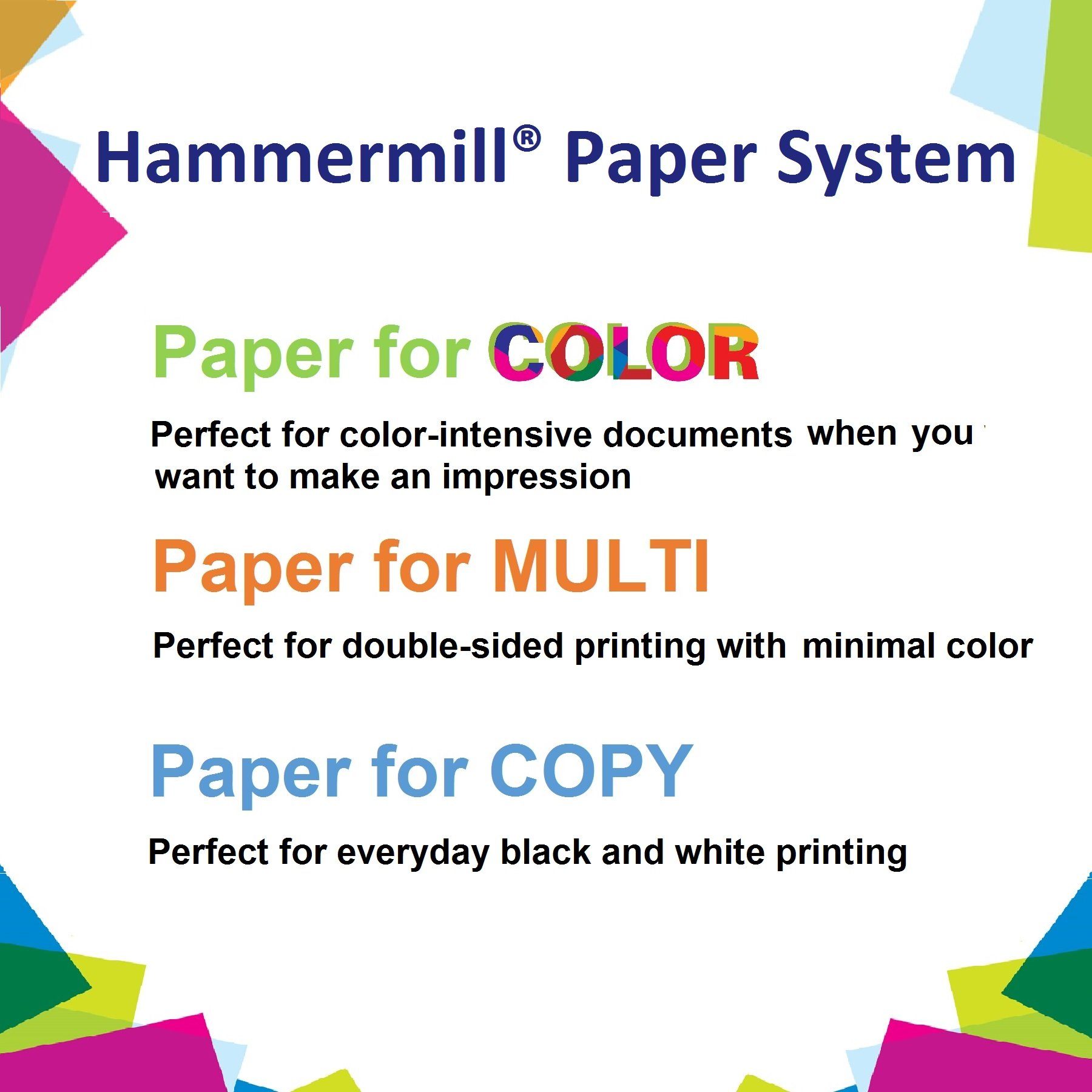 Hammermill Paper, Premium Laser Gloss Paper, 8.5 x 11 Paper, Letter Paper, 32lb Paper, 94 Bright, 1 Pack / 300 Sheets (163110R) Acid Free Paper by Hammermill (Image #5)