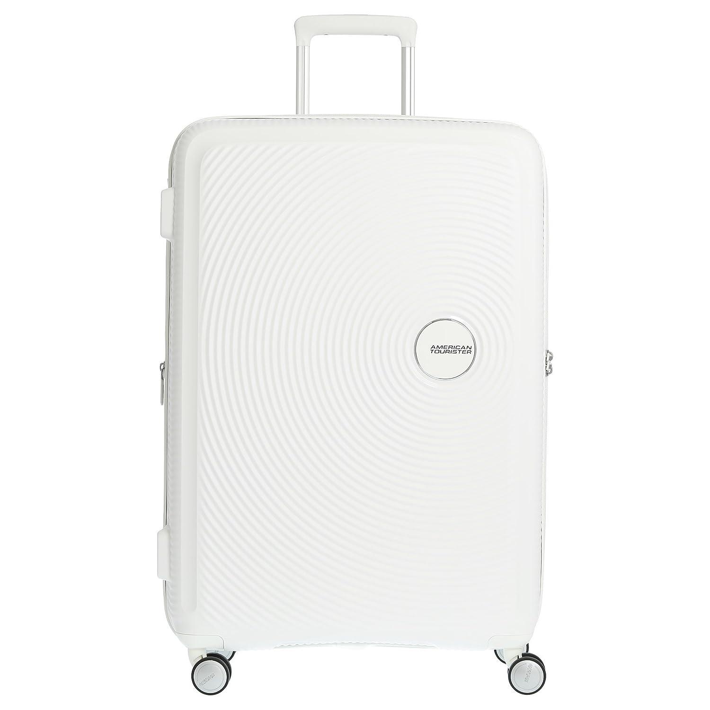 [アメリカンツーリスター] スーツケース SOUND BOX サウンドボックス スピナー77cm 無料預入受託サイズ エキスパンダブル機能 保証付 97.0L 77cm 4.2kg 32G*01003 01 サマーブルー B071L6Q157 ピュアホワイト ピュアホワイト