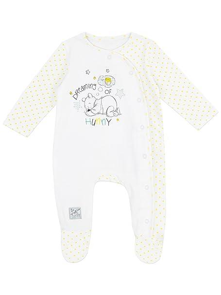 Disney Winnie Pu - Pijama Entera para Unisex Bebés - Winnie the Pooh - 12 -