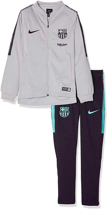 f6eba6d5 Image Unavailable. Image not available for. Color: Nike 2018-2019 Barcelona  Squad Knit Tracksuit ...