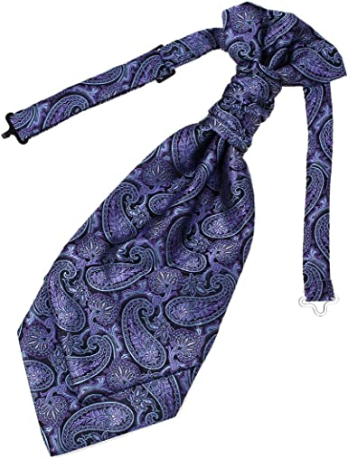 Epoint Mens Fashion Formal Wear Presents Classic Multicolored Silk Tie Set