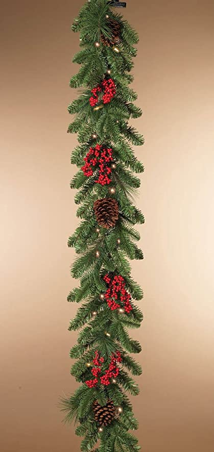 Battery Operated Garland For Christmas
