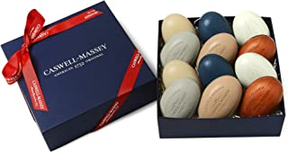 product image for Caswell-Massey Triple Milled Heritage Collection Luxury Bath Soap - Year of Soap Boxed Set 6 Classic Fragrances - 5.8 Ounce Each, 12 Bar Value Set with a Luxury Gift Box with a Ribbon