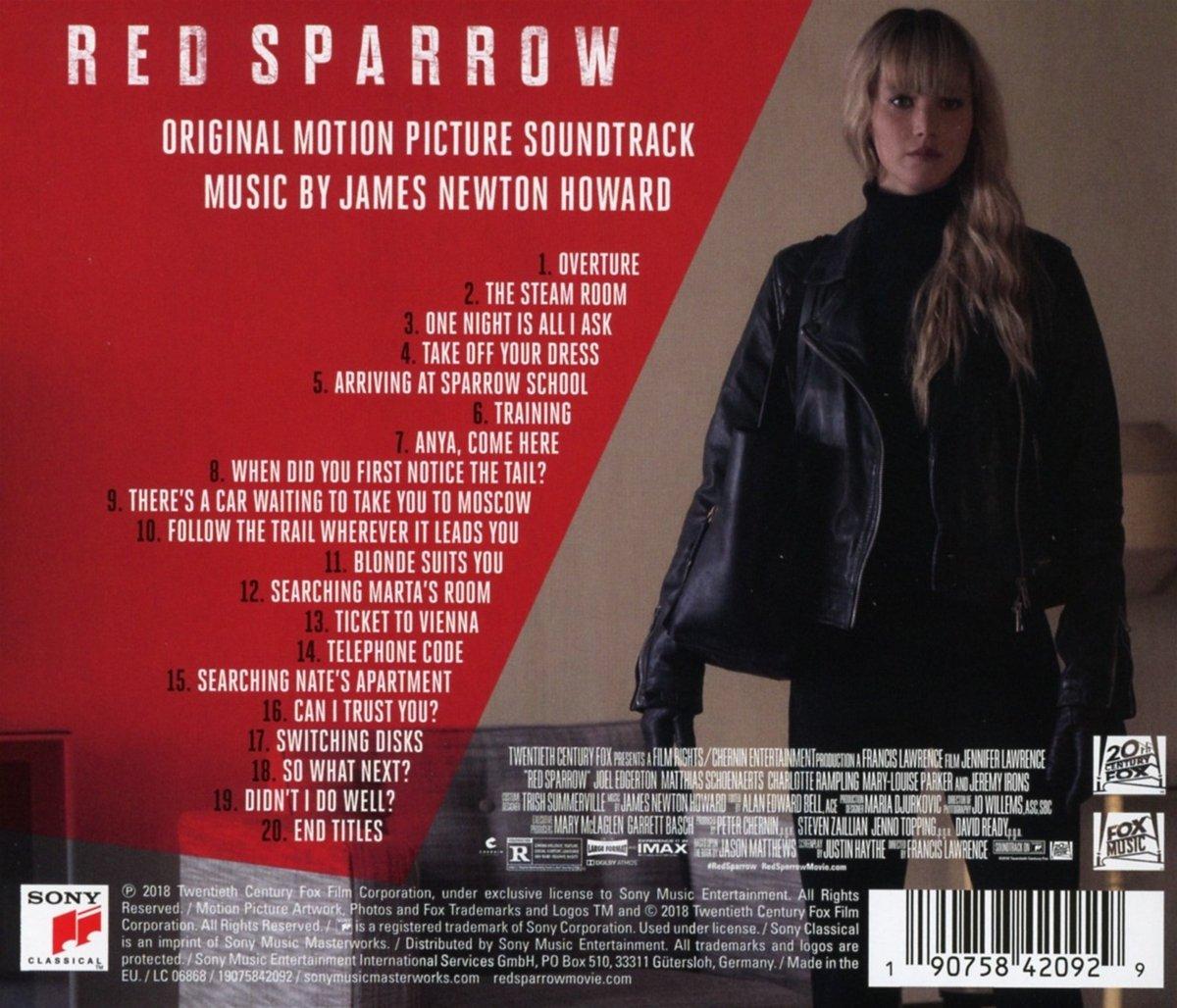 Red Sparrow: Amazon.de: Musik