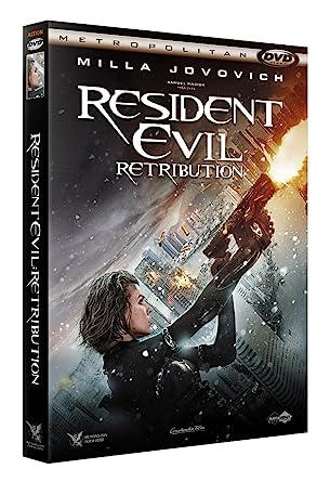 Resident Evil : Retribution [Francia] [DVD]: Amazon.es: Milla Jovovich, Sienna Guillory, Michelle Rodriguez, Aryana Engineer, Li Bingbing, Boris Kodjoe, Paul W.S. Anderson, Milla Jovovich, Sienna Guillory: Cine y Series TV