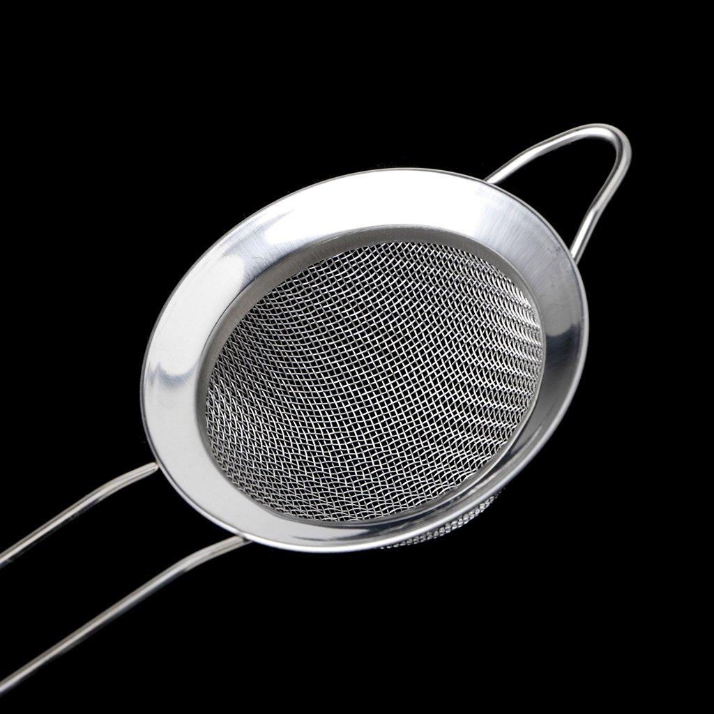 Xuniu Tamiz 7 del Filtro del tamiz del colador del colador de la Malla del  colador ... 19ff477af5a3