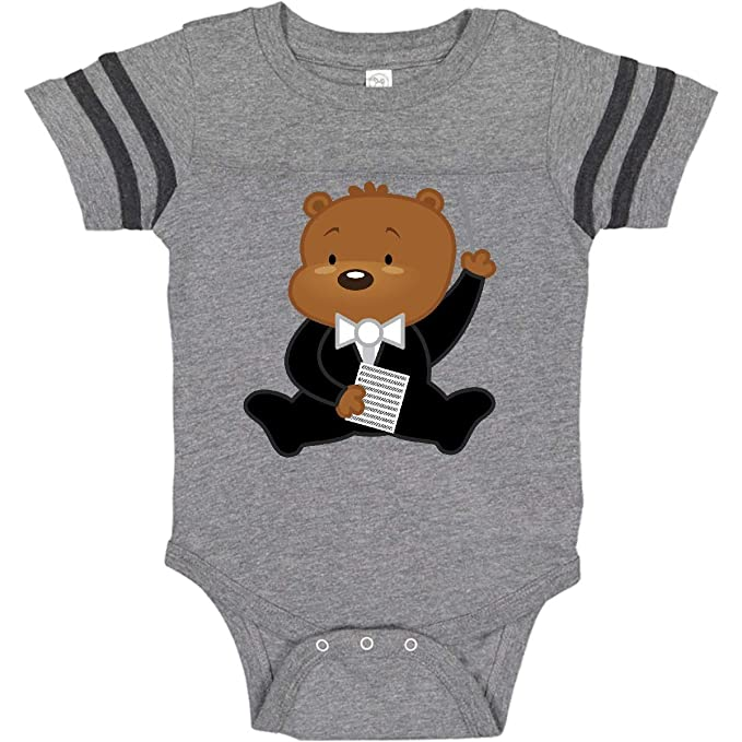inktastic Teddy 2 Infant Creeper