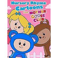 Canciones Infantiles, Canciones de Aprendizaje y Videos Preescolares – En Inglés – Nursery Rhyme Cartoons From Mother Goose Club