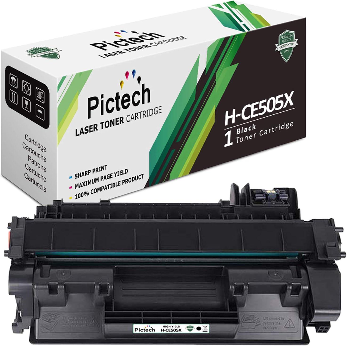 Chip for HP Laserjet P 2053 2054 2055 2056 2057 D X DN DTN Fills CE505X 05X Eurotone XXL Refill Toner