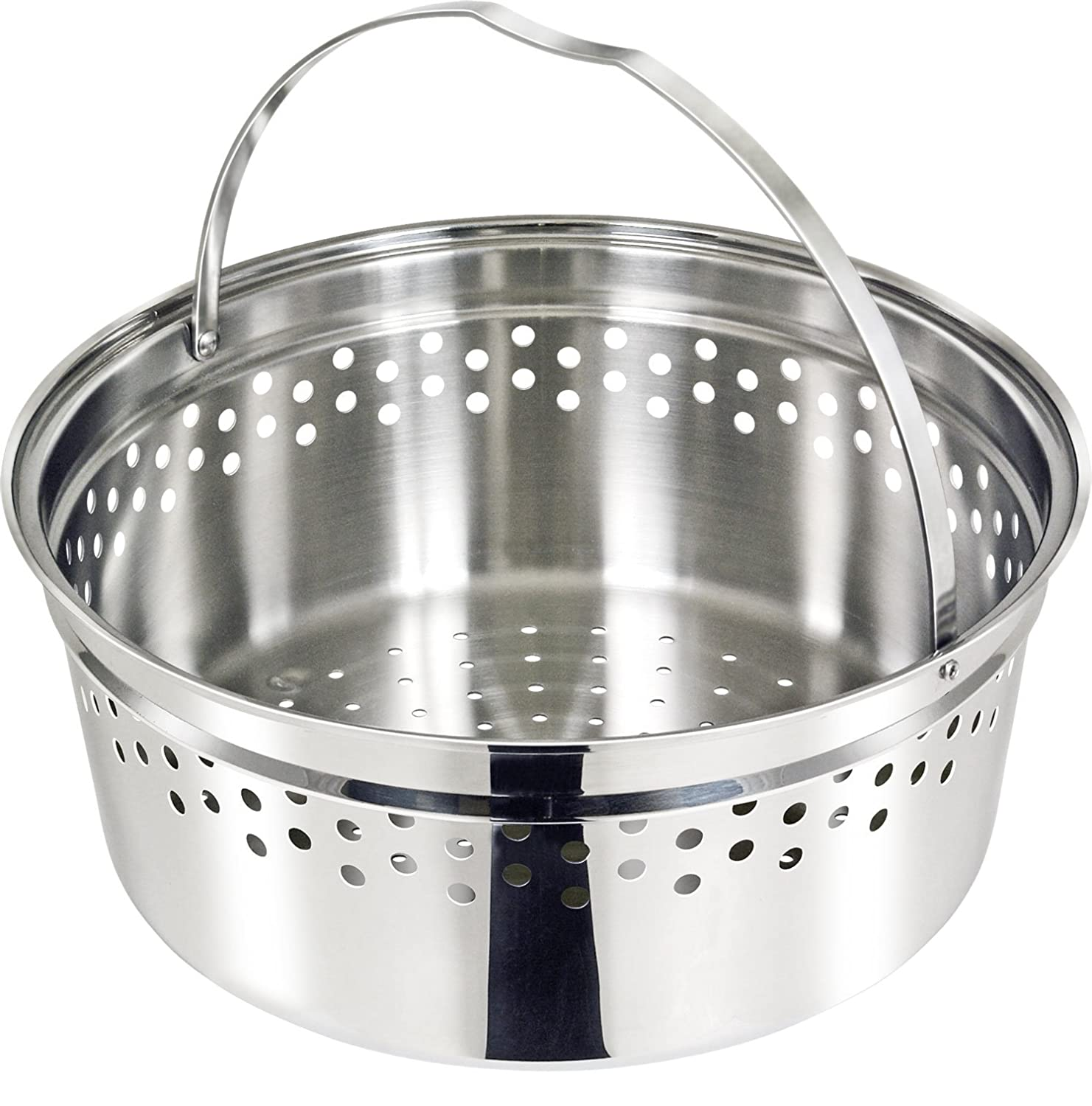 Magma Products, A10-367 Gourmet Nesting Stainless Steel Colander